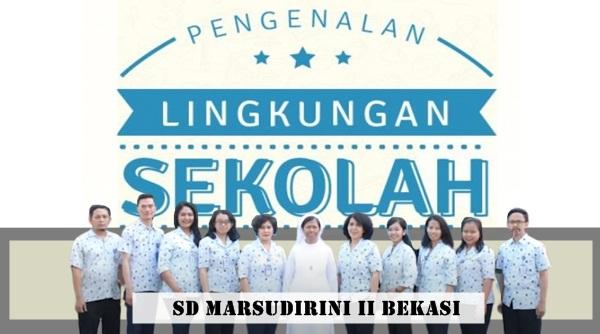 MPLS SD Marsudirini II Bekasi